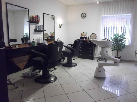 Salon - Hairstyling Fischer